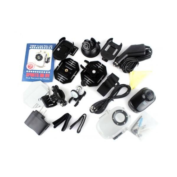 Full HD Видеокамера 1920х1080 12 MP резолюция 7