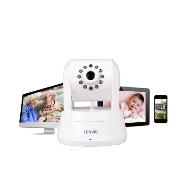 Безжичната камера за видеонаблюдение Iprobot 3 11