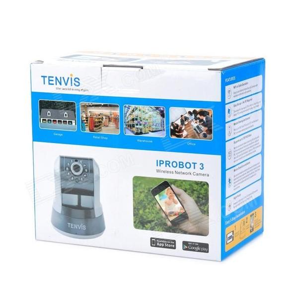 Безжичната камера за видеонаблюдение Iprobot 3 14