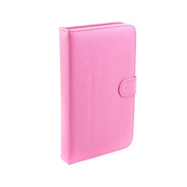 Розова клавиатура калъф за таблет 7 инча универсал 8