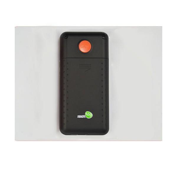 Телефон за възрастни хора с големи бутони и sos бутон 5
