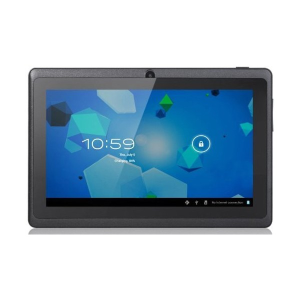 Таблет 7 инча двуядрен с 1GB Ram Андроид с български език HDMI и две камери