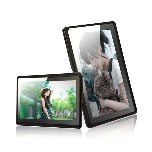 Таблет 7 инча двуядрен с 1GB Ram Андроид с български език HDMI и две камери 8