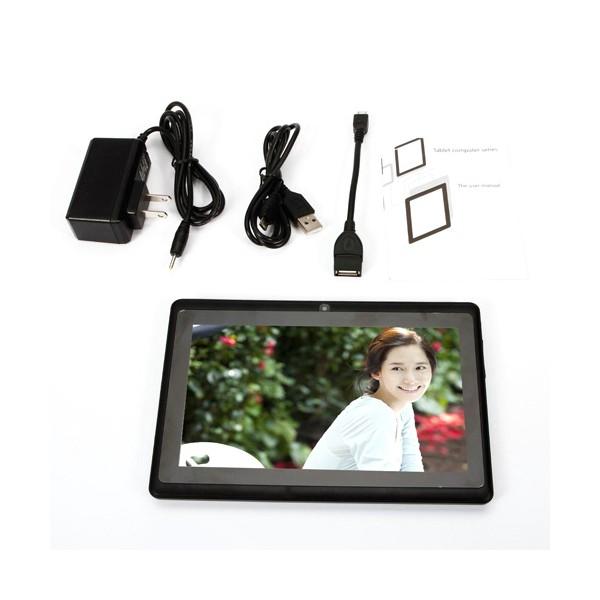 Таблет 7 инча двуядрен с 1GB Ram Андроид с български език HDMI и две камери 11