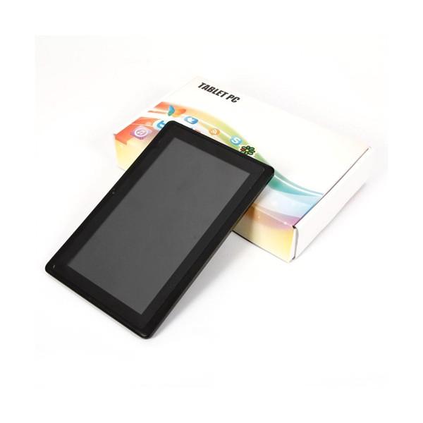 Таблет 7 инча двуядрен с 1GB Ram Андроид с български език HDMI и две камери 12