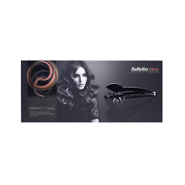 Преса за коса BaByliss Pro Perfect Curl - преса за перфектни къдрици TV71 6