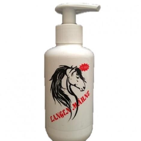 "Конски шампоан (Langen Мahne) ""против косопад"" за бърз растеж на косата"