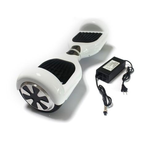 Електрически скутер с LED светлини 6.5 инча гуми 250 W 8