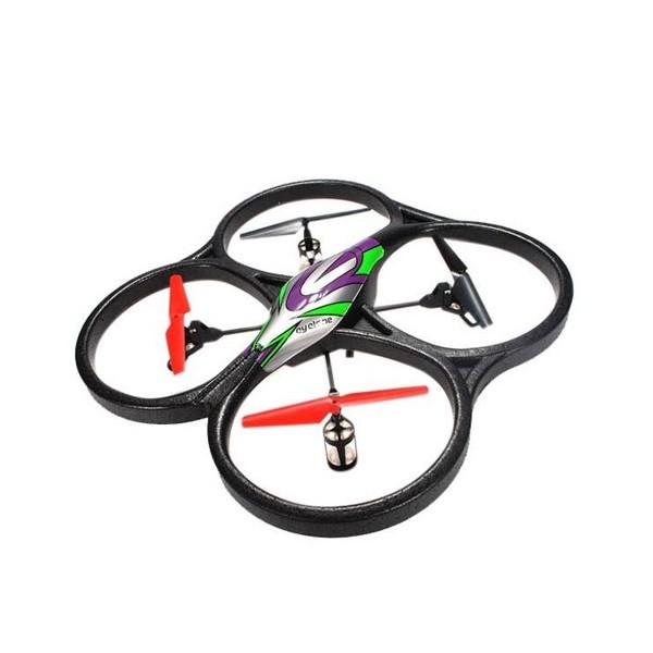 Квадрокоптер RC WL UFO Drone V33 Headless Cyclone Батерия Li-Polymer 5