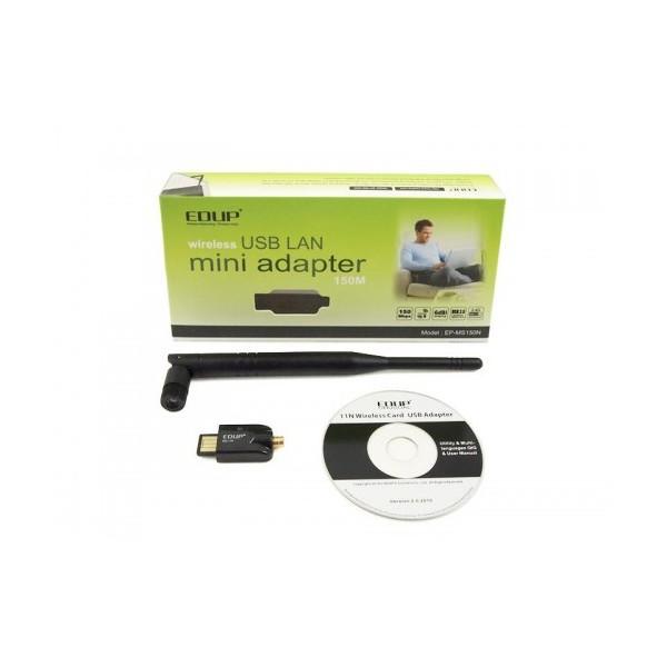 Безжичен usb адаптер за интернет