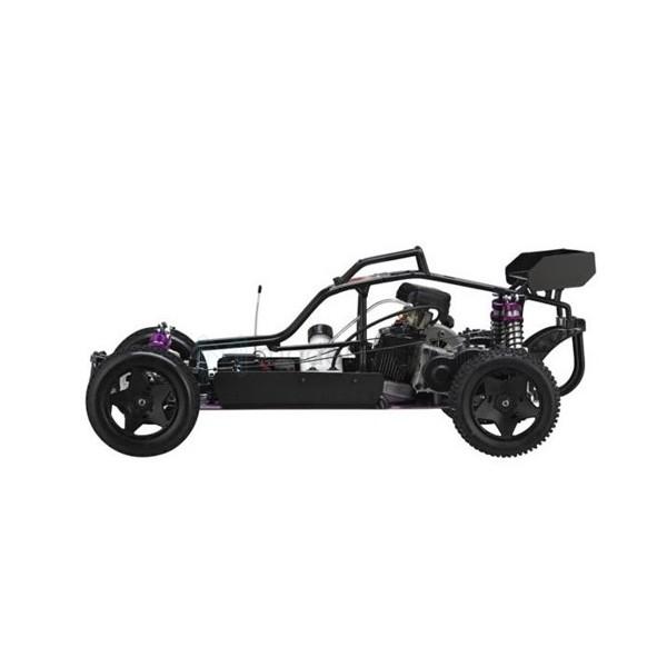 Бензинова количка бъги 1/5 rc car Yama 3