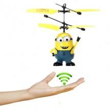 Детски дрон тип миньон играчка със сензор за препятствия 3.7V 120 mAh
