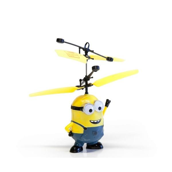 Детски дрон тип миньон играчка със сензор за препятствия 3.7V 120 mAh 3