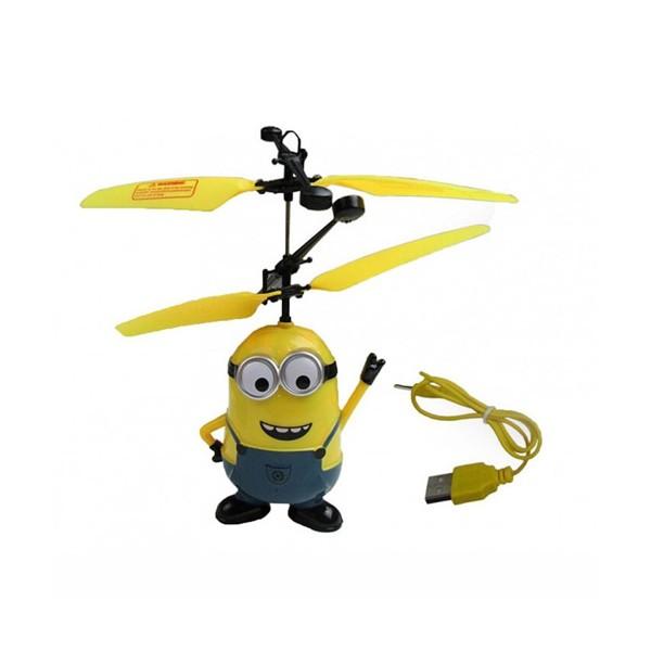 Детски дрон тип миньон играчка със сензор за препятствия 3.7V 120 mAh 5