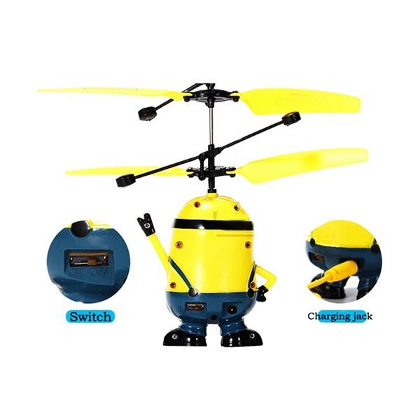 Детски дрон тип миньон играчка със сензор за препятствия 3.7V 120 mAh 7