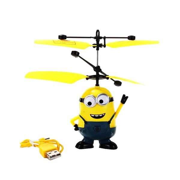 Детски дрон тип миньон играчка със сензор за препятствия 3.7V 120 mAh 8