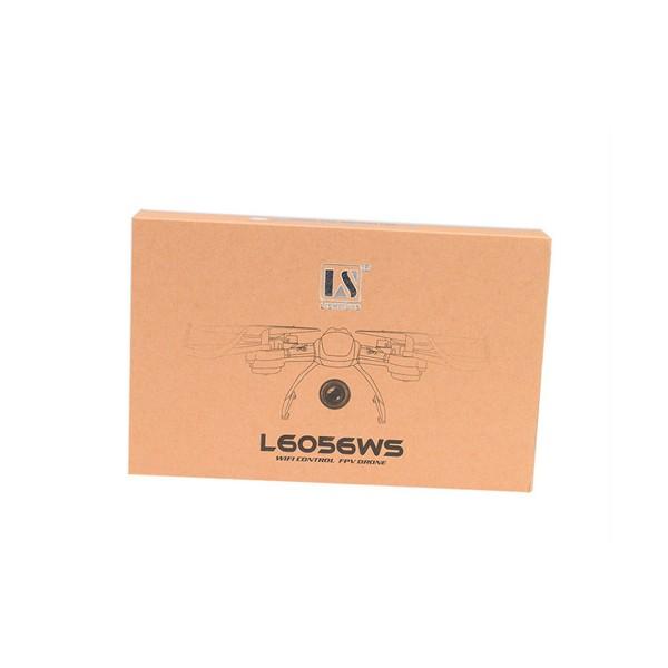 Дрон Lishitoys L6056 с 0.5mpx HD WiFi камера, HeadLess режим FPV 3.7V 380 mAh 3