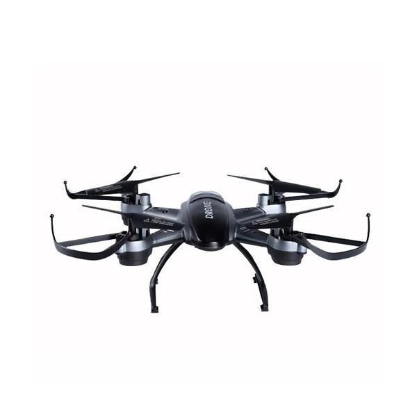 Дрон Lishitoys L6056 с 0.5mpx HD WiFi камера, HeadLess режим FPV 3.7V 380 mAh 9