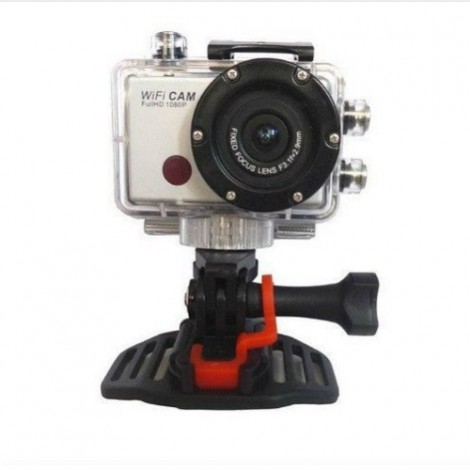 Екшън камера WDV5000 WiFi Връзка за Android и iOS, водоустойчива