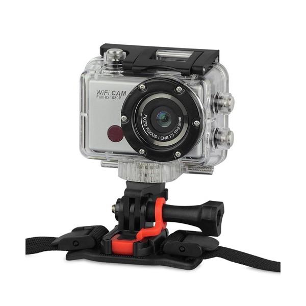 Екшън камера WDV5000 WiFi Връзка за Android и iOS, водоустойчива 2