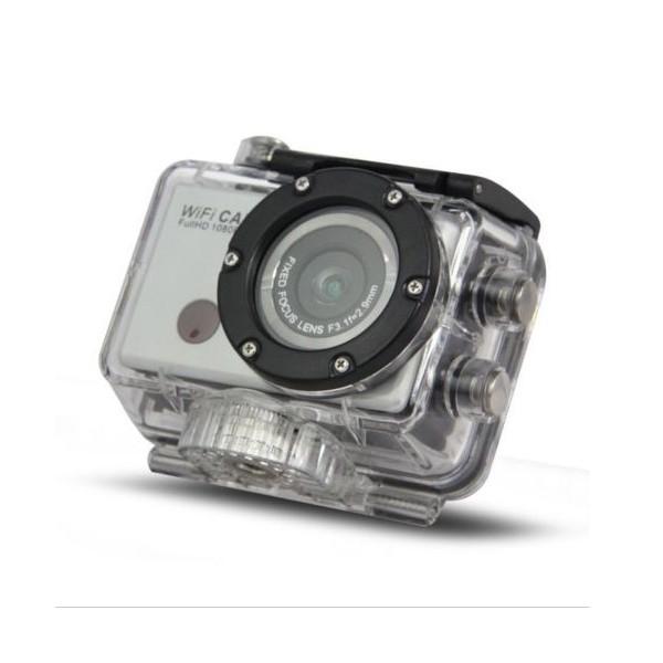 Екшън камера WDV5000 WiFi Връзка за Android и iOS, водоустойчива 10