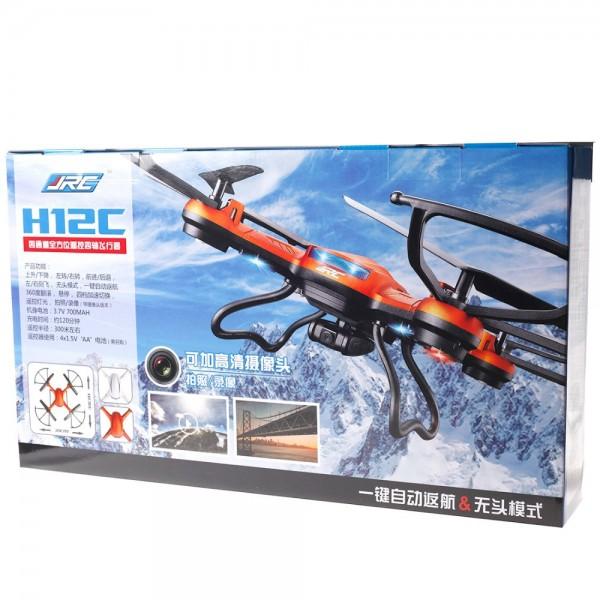 Квадрокоптер JJRC H12C RC HD 1080P камера 3.7V 750 mAh Li-Po батерия 2.4 GHz 4
