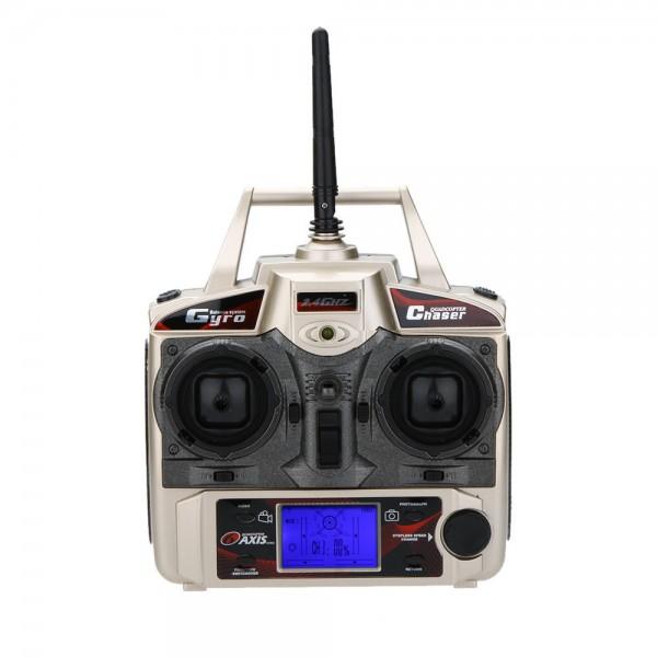 Квадрокоптер JJRC H12C RC HD 1080P камера 3.7V 750 mAh Li-Po батерия 2.4 GHz 8