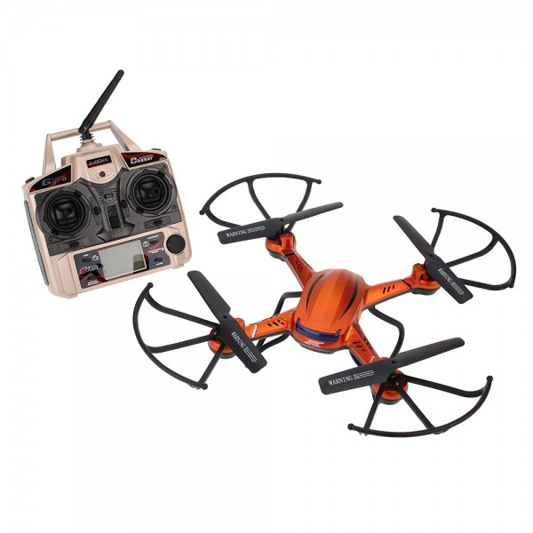 Квадрокоптер JJRC H12C RC HD 1080P камера 3.7V 750 mAh Li-Po батерия 2.4 GHz 13
