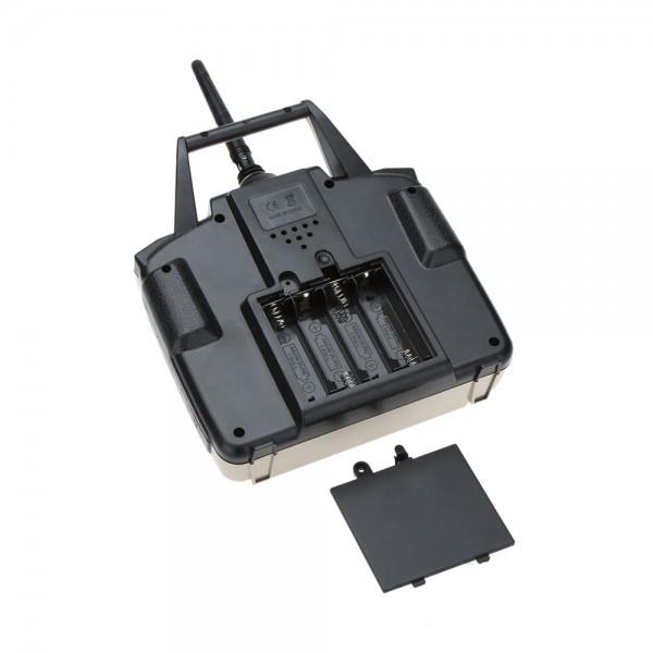 Квадрокоптер JJRC H12C RC HD 1080P камера 3.7V 750 mAh Li-Po батерия 2.4 GHz 16