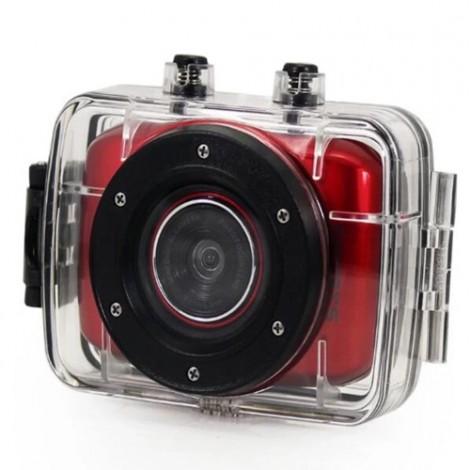 Камера за екстремни спортове HD качество HD видео запис 5 MP резолюция