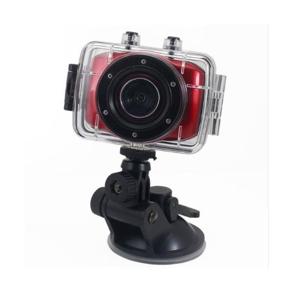 Камера за екстремни спортове HD качество HD видео запис 5 MP резолюция 3