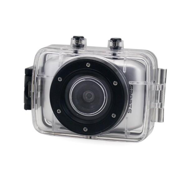 Камера за екстремни спортове HD качество HD видео запис 5 MP резолюция 5
