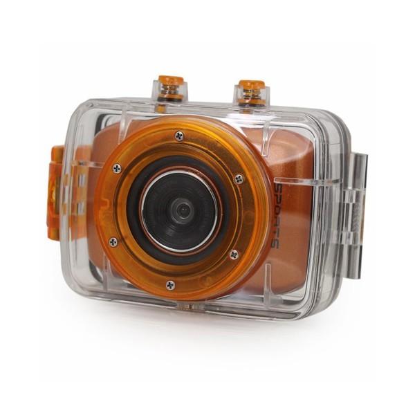Камера за екстремни спортове HD качество HD видео запис 5 MP резолюция 9
