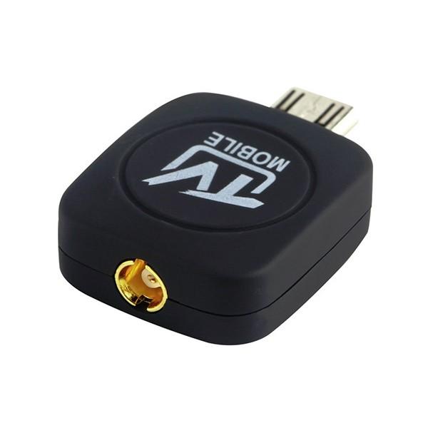 Usb dvbt цифров тунер за андроид антена приемник 4