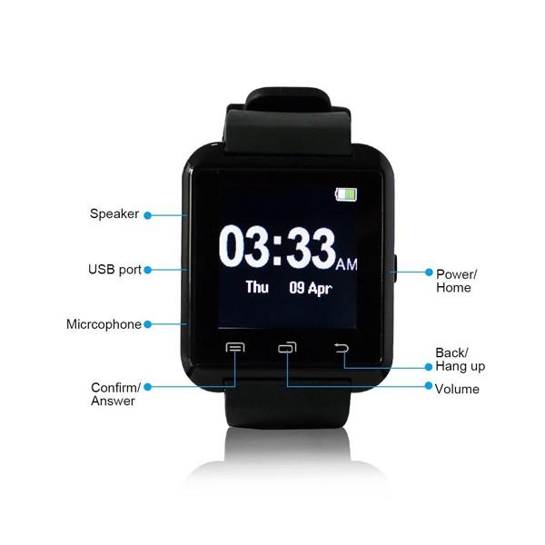 Смарт часовник U 8 Watch 25