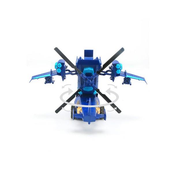 Детска играчка хеликоптер трансформър с дистанционно управление 1