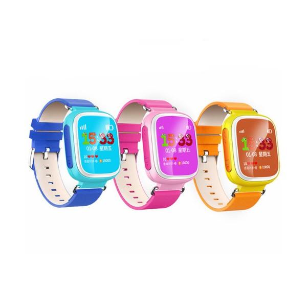 Детски смарт часовник телефон със Sim карта SOS обаждане и GPS Q80