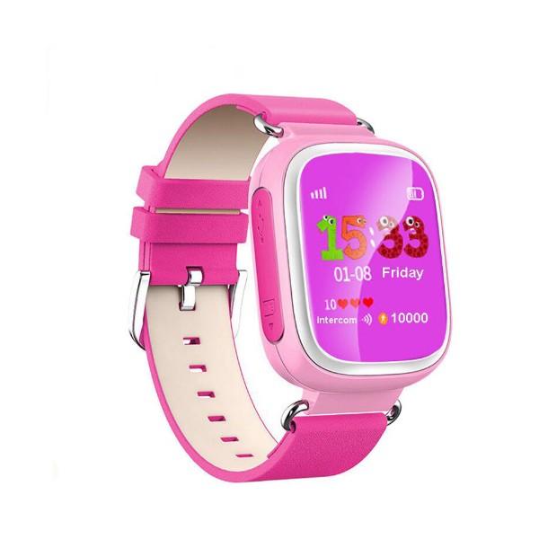 Детски смарт часовник телефон със Sim карта SOS обаждане и GPS Q80 5