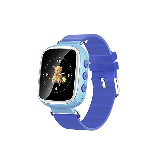 Детски смарт часовник телефон със Sim карта SOS обаждане и GPS Q80 6