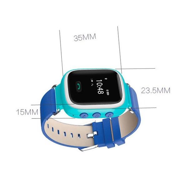 Детски смарт часовник телефон със Sim карта SOS обаждане и GPS Q80 7