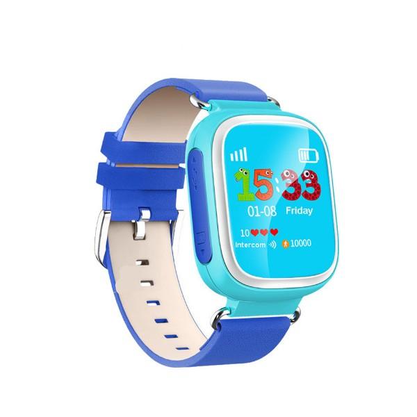 Детски смарт часовник телефон със Sim карта SOS обаждане и GPS Q80 13