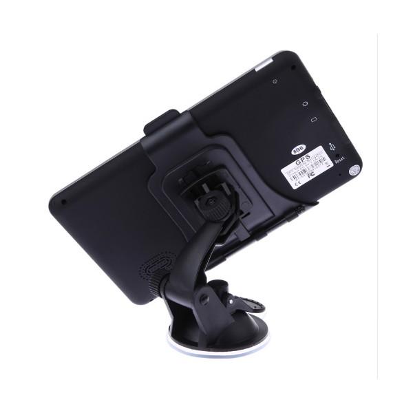 Навигация за кола с GPS, 7 инча HD екран и гласови указания на български 3