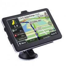 Навигация за кола с GPS, 7 инча HD екран и гласовото управление