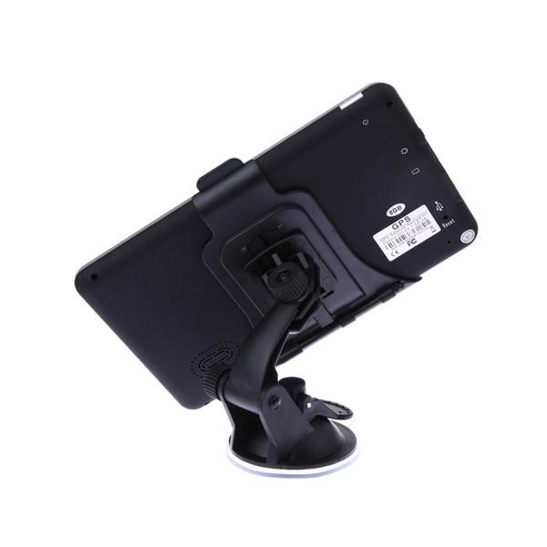 Навигация за кола с GPS, 7 инча HD екран и гласови указания на български 5