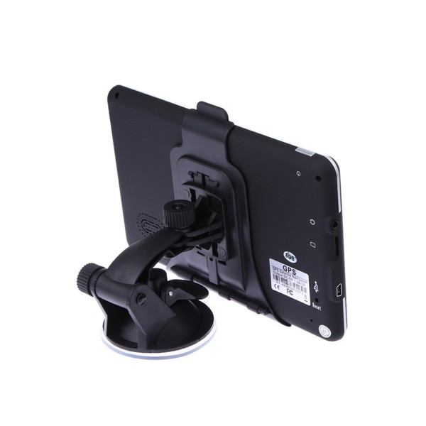 Навигация за кола с GPS, 7 инча HD екран и гласови указания на български 6
