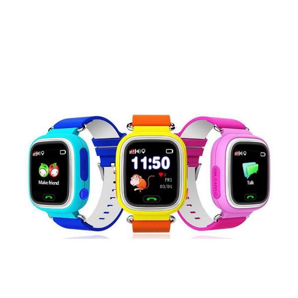 Детски смарт часовник телефон със Sim карта SOS обаждане и GPS Q80 19