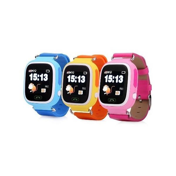 Детски смарт часовник телефон със Sim карта SOS обаждане и GPS Q80 20