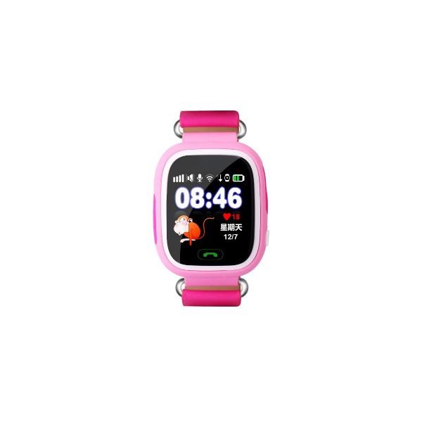 Детски смарт часовник телефон със Sim карта SOS обаждане и GPS Q80 23
