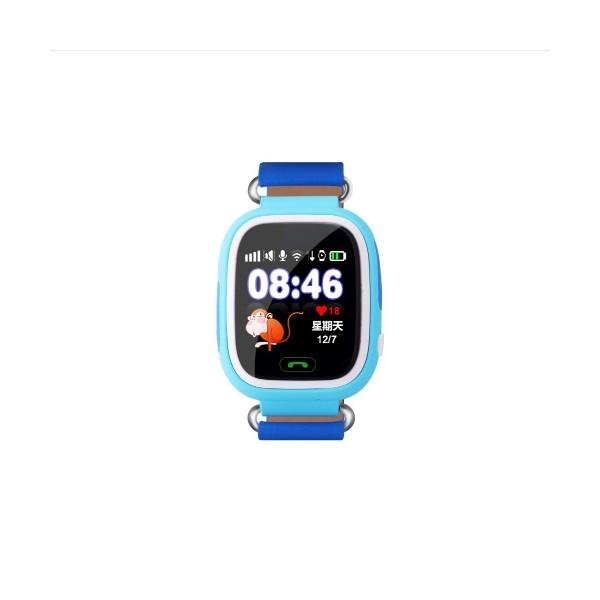 Детски смарт часовник телефон със Sim карта SOS обаждане и GPS Q80 24