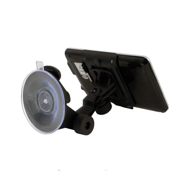 5 инчова GPS навигация за камион XGODY 560 с Bluetooth, карти от 2016 година 6
